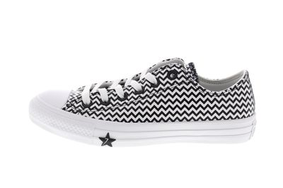 CONVERSE Damen Sneakers - CTAS OX 565367C - white black preview 2
