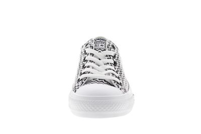 CONVERSE Damen Sneakers - CTAS OX 565367C - white black preview 3