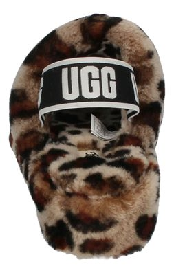 UGG Damenschuhe - FLUFF YEAH SLIDE 1106252 - leopard preview 5