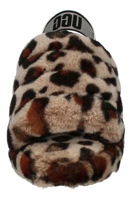 UGG Damenschuhe - FLUFF YEAH SLIDE 1106252 - leopard preview 3