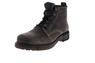 YELLOW CAB Herrenschuhe - Boots UTAH 9-C - grey