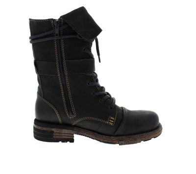 YELLOW CAB Damenschuhe - Boots UTAH 1-A - black preview 4