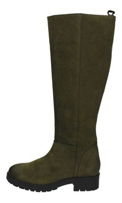 HAGHE by HUB Damenschuhe - Stiefel MIRA N83 - dark moss preview 2