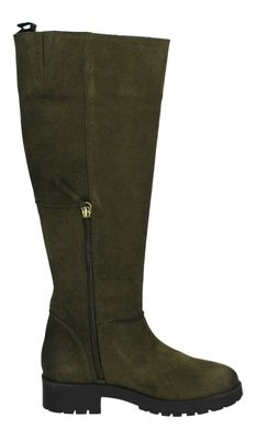 HAGHE by HUB Damenschuhe - Stiefel MIRA N83 - dark moss preview 4