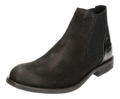 CAMEL ACTIVE Boots in Übergröße CHECK 499.13.04 - black