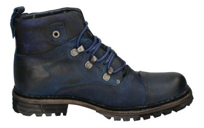 YELLOW CAB Herrenschuhe - Boots SERGEANT 15473 - blue preview 4