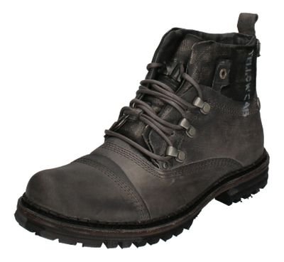 YELLOW CAB Herrenschuhe - Boots SERGEANT 15473 - grey