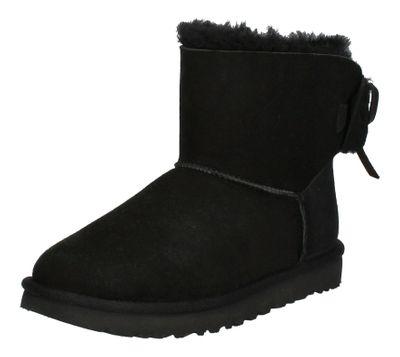 UGG Stiefeletten CLASSIC DOUBLE BOW MINI 1103652 black