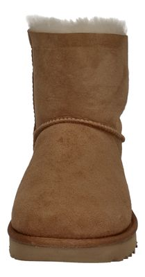 UGG Stiefeletten CLASSIC DOUBLE BOW MINI 1103652 chestnut preview 3
