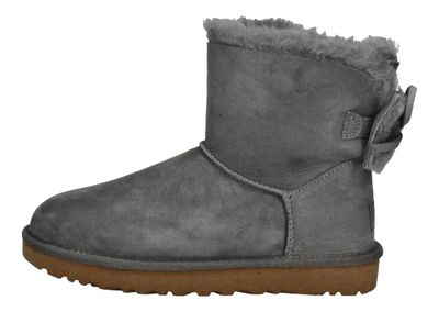 UGG Stiefeletten CLASSIC DOUBLE BOW MINI 1103652 geyser preview 2