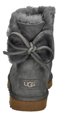 UGG Stiefeletten CLASSIC DOUBLE BOW MINI 1103652 geyser preview 5