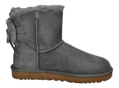 UGG Stiefeletten CLASSIC DOUBLE BOW MINI 1103652 geyser preview 4