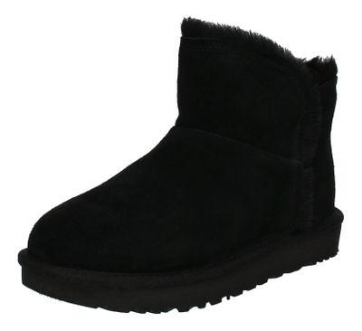 UGG Stiefeletten CLASSIC MINI FLUFF HIGH LOW 1103745 black