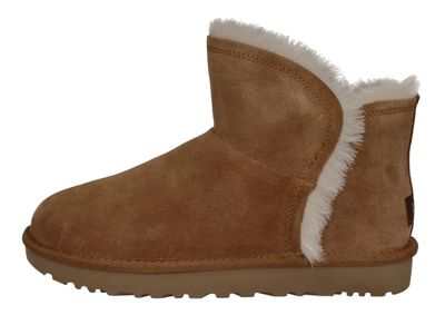 UGG - CLASSIC MINI FLUFF HIGH LOW 1103745 - chestnut preview 2