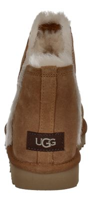 UGG - CLASSIC MINI FLUFF HIGH LOW 1103745 - chestnut preview 5