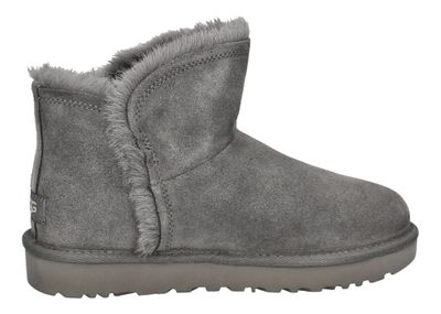 UGG - CLASSIC MINI FLUFF HIGH LOW 1103745 - geyser preview 4