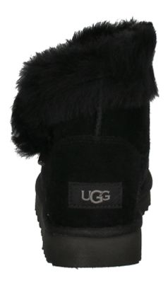 UGG Stiefeletten CLASSIC FLUFF PIN MINI 1105609 - black preview 5