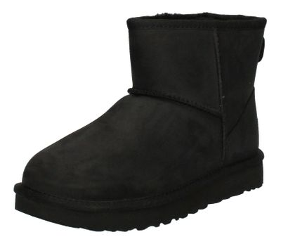 UGG Stiefeletten - CLASSIC MINI LEATHER 1016558 - black