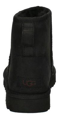 UGG Stiefeletten - CLASSIC MINI LEATHER 1016558 - black preview 5