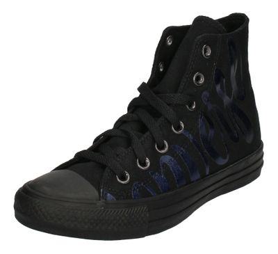 CONVERSE Damen Sneakers - CTAS HI 566175C - black multi