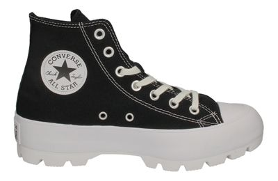 CONVERSE Sneakers - CTAS LUGGED HI 565901C black white preview 4