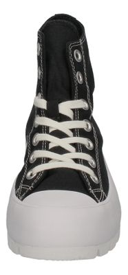 CONVERSE Sneakers - CTAS LUGGED HI 565901C black white preview 3