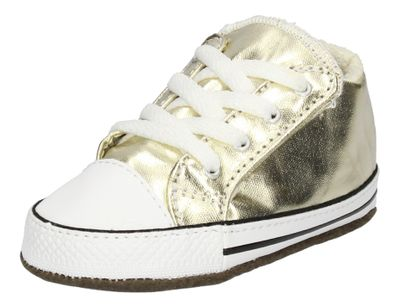 CONVERSE Babyschuhe CTAS CRIBSTER MID 866037C light gold