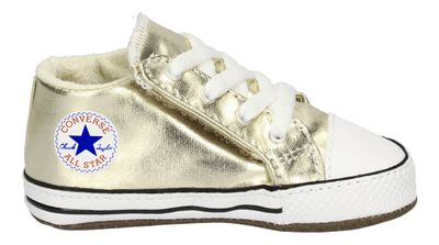 CONVERSE Babyschuhe CTAS CRIBSTER MID 866037C light gold preview 4