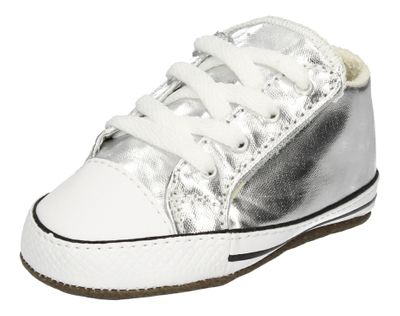 CONVERSE Baby CTAS CRIBSTER MID 866038C metallic granite preview 1