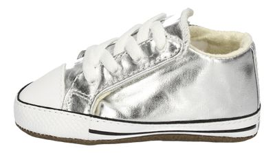 CONVERSE Baby CTAS CRIBSTER MID 866038C metallic granite preview 2