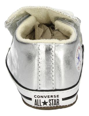 CONVERSE Baby CTAS CRIBSTER MID 866038C metallic granite preview 5