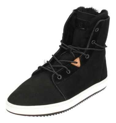 HUB FOOTWEAR Damen Booties CHESS 2.0 S36 PELT black