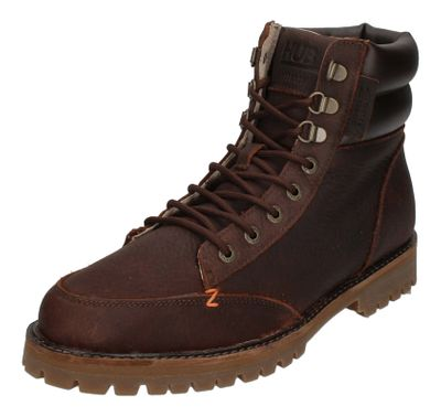 HUB FOOTWEAR Boots BELFAST L30 HIKING - dark brown