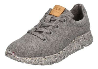 KOEL Damenschuhe - Merino Sneakers KO821L/05 light grey