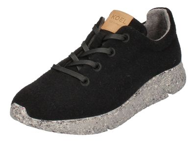 KOEL Herrenschuhe - Merino Sneakers KO821M/09 - black preview 1