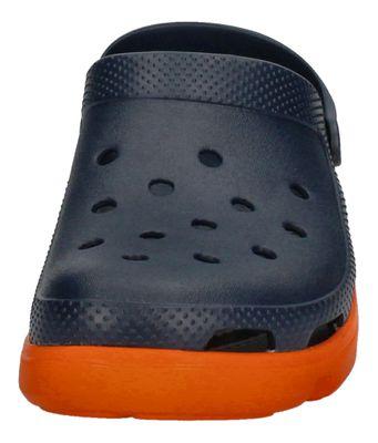 CROCS reduziert - Clogs DUET SPORT CLOG - navy orange preview 3