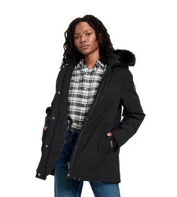 UGG - Warme Jacke für Damen BERNICE PARKA 1104058 black