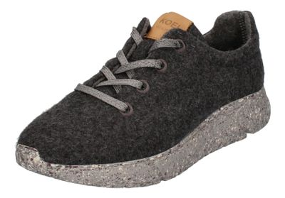 KOEL Herrenschuhe - Merino Sneakers KO821M/04 dark grey