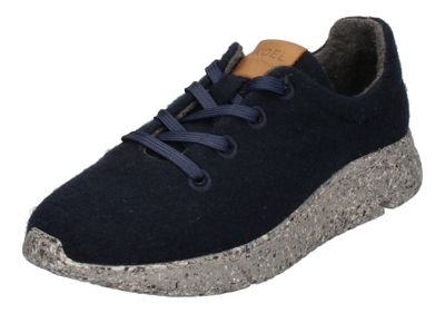 KOEL Damenschuhe - Merino Sneakers KO821L/15 navy