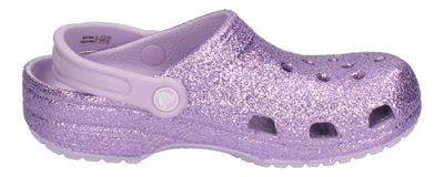 CROCS Teenager Clogs CLASSIC GLITTER KIDS lavender preview 4