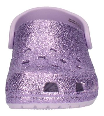 CROCS Teenager Clogs CLASSIC GLITTER KIDS lavender preview 3