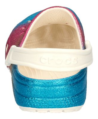CROCS Kids - CLASSIC OMBRE GLITTER CLOG - oyster multi preview 5