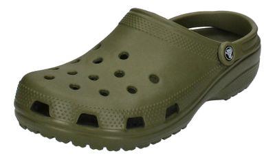 CROCS Schuhe in Übergrößen - Clogs CLASSIC - army green