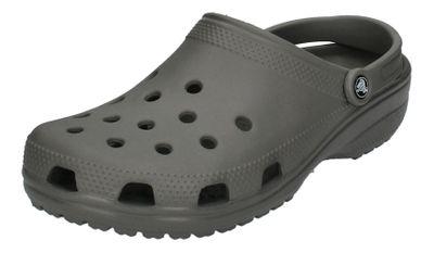 CROCS Schuhe in Übergrößen - Clogs CLASSIC - slate grey