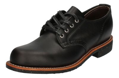"CHIPPEWA Schuhe - 4"" SERVICE OXFORD 1901G65 D - black"
