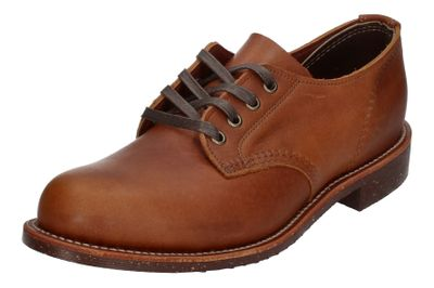 "CHIPPEWA Schuhe - 4"" SERVICE OXFORD 1901G66 D - tan"