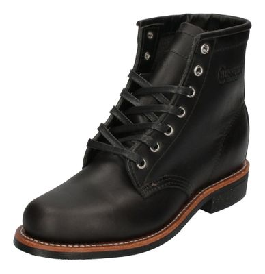 "CHIPPEWA Damen 6"" WHIRLWIND SERVICE BOOT 1901W70 black preview 1"