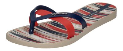 IPANEMA - FASHION KIREY SILK IV 82595 - beige blue red