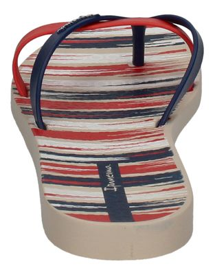 IPANEMA - FASHION KIREY SILK IV 82595 - beige blue red preview 5
