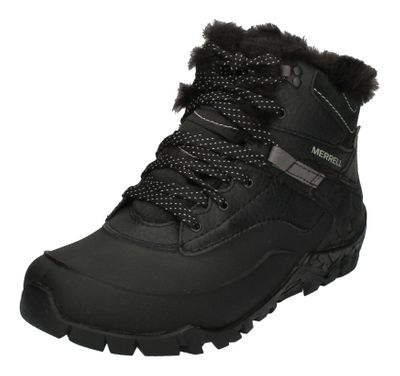 MERRELL Winterstiefel AURORA 6 ICE+ WATERPROOF - black